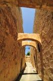 Via a Rabat fotografia stock
