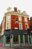 Via Soho Chinatown Londra Regno Unito di Wardour Immagini Stock