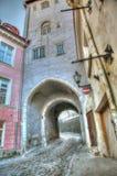 Tallinn fotografie stock