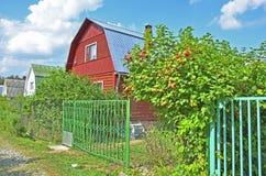 via Toronto della casa di campagna del Canada Fotografie Stock