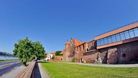 Via a Torum, Polonia Fotografia Stock