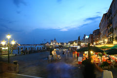 Via a Venezia Fotografia Stock
