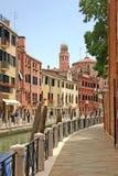 Via a Venezia Immagine Stock