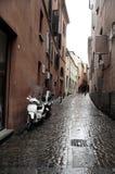 Via a Verona fotografia stock libera da diritti