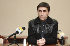 Viacheslav Butusov Stock Image