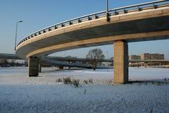 Viadotto del sud del ponte Immagini Stock