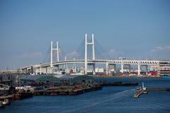Viadotto della strada principale del Giappone Immagine Stock