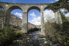 Viadotto di Glenfinnan Fotografia Stock