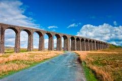 Viaduc de Ribblehead Images libres de droits