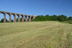 Viaduc de vallée d'Ouse Photo libre de droits