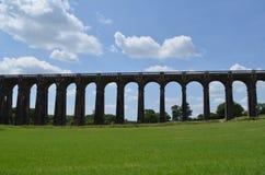Viaduc de vallée d'Ouse Images stock