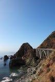 viaduct берега хайвея величественный Стоковое Изображение