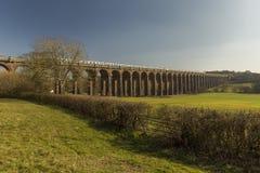 Viaduct долины Ouse стоковое фото rf