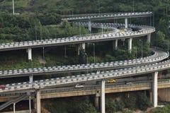 Viaduct Royalty-vrije Stock Foto's
