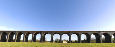 Viaduct Royalty Free Stock Photo