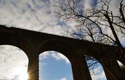 viaduct Arkivfoton