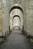 Viaduct of Chaumont, France Stock Photo