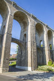 Viaduct of Chaumont, Haute-Marne, France Royalty Free Stock Photo