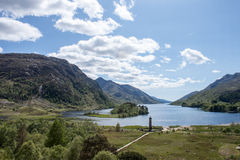 Viaduct de Glenfinnan Fotografia de Stock Royalty Free