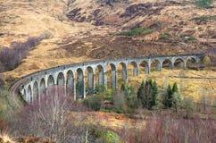 Viaduct de Glenfinnan Foto de Stock