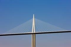 Viaduct de Millau imagem de stock royalty free