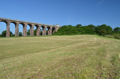 Viaduct do vale de Ouse Foto de Stock Royalty Free