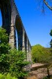 viaduct lambley стоковое изображение rf
