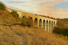 Viaduct stock images