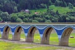 Poiana Teiului Viaduct - Romania Stock Photography