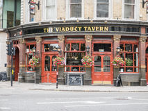 The Viaduct Tavern, Holborn, London Stock Images