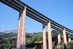 Viaducto Fotografía de archivo libre de regalías