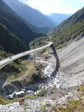 Viaducto Foto de archivo