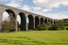 Viaducto de Abandonded Fotos de archivo