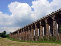 Viaducto de Balcombe imagenes de archivo