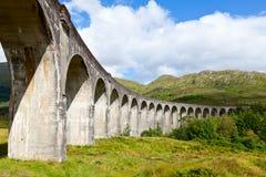 Viaducto de Glenfinnan Fotos de archivo libres de regalías