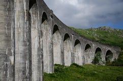 Viaducto de Glenfinnan Imagenes de archivo