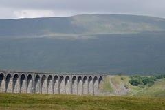 Viaducto de Ribblehead foto de archivo libre de regalías