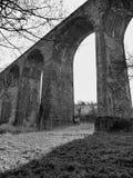 Viaducto del ferrocarril de Pensford Imagen de archivo libre de regalías