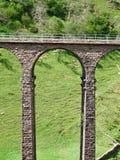 Viaducto del ferrocarril de Smardale Fotografía de archivo