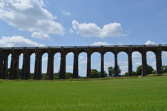 Viaducto del valle de Ouse Imagenes de archivo