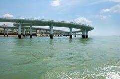 Viaducto marina Fotografía de archivo