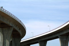 Viaducts royalty free stock photo