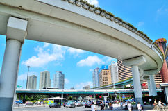 Viadukt Stockfotografie