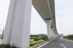 Viadukt Stockbild