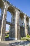 Viadukt av Chaumont, Haute-Marne, Frankrike Royaltyfri Foto