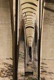 Viaduto da estrada de ferro Imagens de Stock