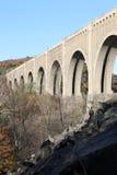 Viaduto da estrada de ferro Foto de Stock