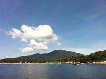 Viagem à ilha Foto de Stock Royalty Free