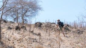 Viagem à ilha de Komodo Imagens de Stock