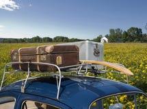 Viagem ao país Fotografia de Stock